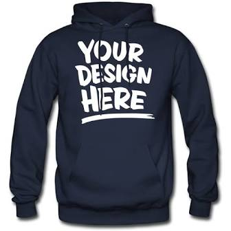 Your design here sweatshirt