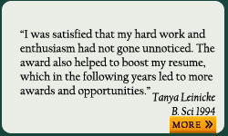 Tanya Leinicke quote