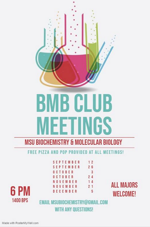 BMB Club dates